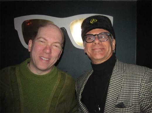 Todd-O-Phonic Todd and Phast Phreddie the Boogaloo Omnibus swing at the RAMA LAMA FA FA FA!!!