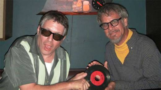 Dave the Spazz and Phast Phreddie the Boogaloo Omnibus swing at the Wang Dang Doodle!
