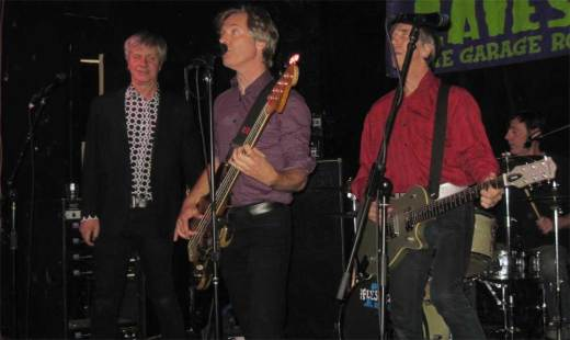 The Fleshtones!