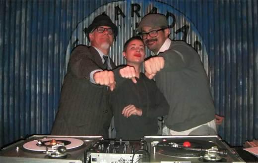 Uptown Getdown DJs: Phast Phreddie the Boogaloo Omnibus, Honey Dew Sue, Peanut Butter Brown.