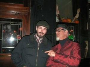 Nogood Nick and Phast Phreddie the Boogaloo Omnibus discuss one of the finer points of soul music at the DYNAGROOVE!