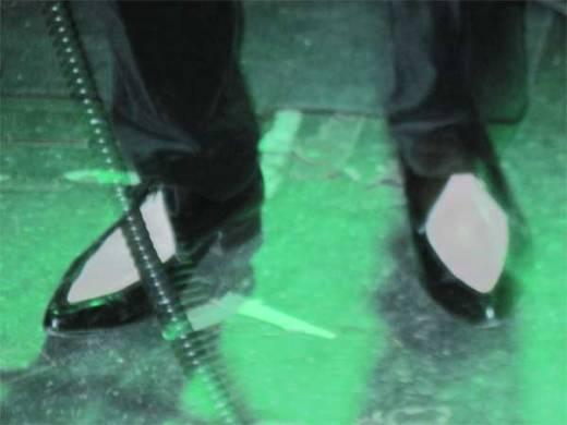 The fabulous shoes of Murat Akturk!!!
