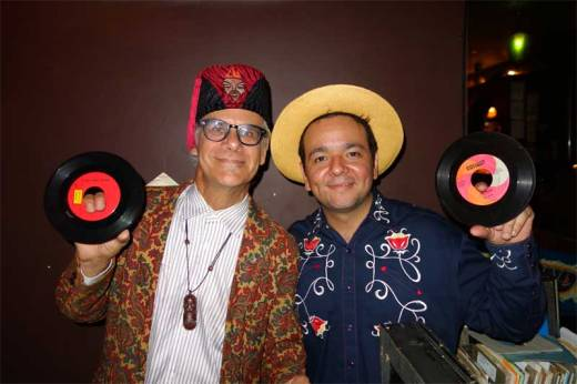 Phast Phreddie the Boogaloo Omnibus and DJ Rata swing at WHAM-O WATUSI!