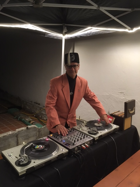 Phast Phreddie the Boogaloo Omnibus swings at the Internet Archive 20th Anniversary Party!