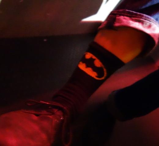 bat-sock